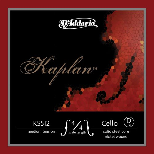 DAddario KS512 Kaplan Cello D (D String)